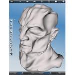 Доступно приложение 123D Sculpt для iPad